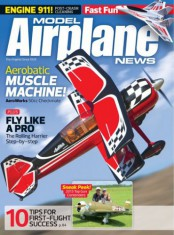 Model Airplane News Magazine