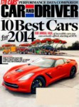 Car And Driver Magazine - 2014-01-01
