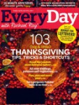 Every Day With Rachael Ray Magazine - 2013-11-01