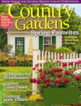 Country Gardens Magazine Subscriptions Renewals Gifts
